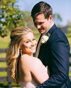 No time for each other during their first year of marriage! The American gymnast, Shawn Johnson and her husband  NFL player, Andrew East shares about Miscarriage in Heartbreaking Video!