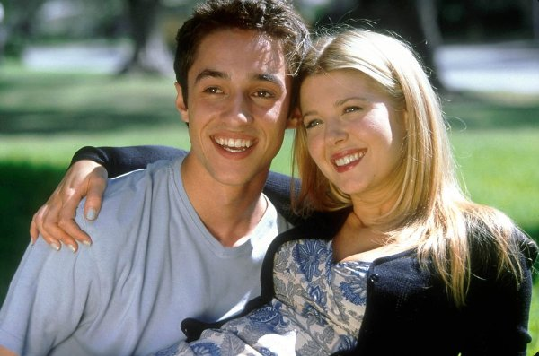 Source: The Sun (Tara Reid in a film with her co-star)