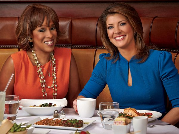 Source: Capital File Magazine (Gayle King and Norah O'Donnell)