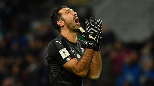 Gianluigi Buffon retires after World Cup failure