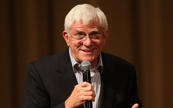 Source: parade.com (Phil Donahue)