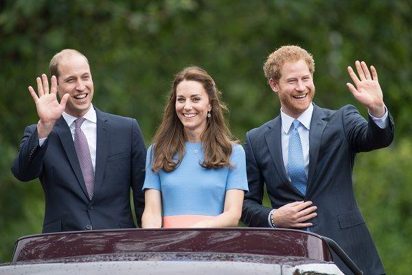 Source: wmagazine.com (Prince William, Kate and Prince Harry)