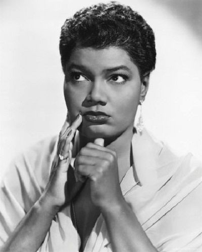 Stage, screen, and television actress, Broadway producer ... Rosetta Lenoire