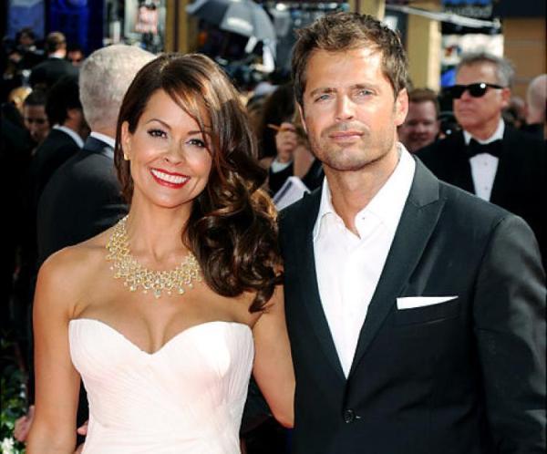 Source: NY Daily News (Brooke with husband David)