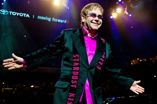 Source: Billboard (Elton John performing)