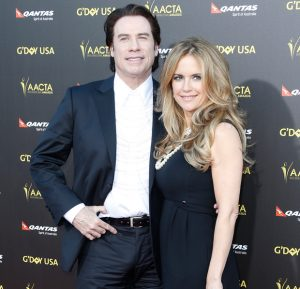 Source: Rumorfix (John Travolta with wife)