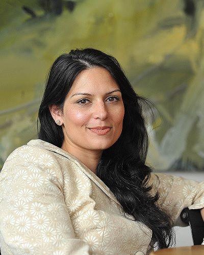 Priti Patel Bio - Affair, Married, Husband, Net Worth ...