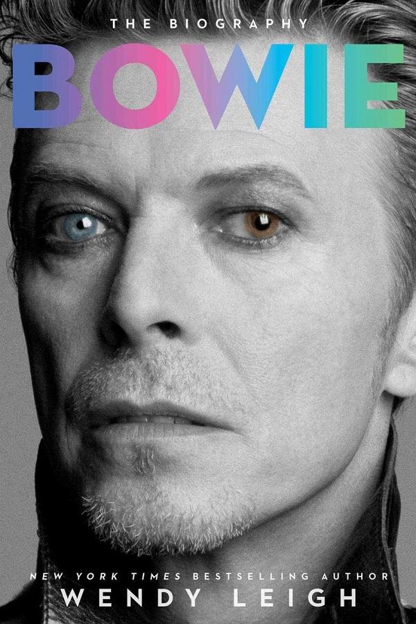 Source: pinterest (David Bowie's biography written by Wendy)