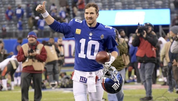 Eli Manning Biography - Affair, Married, Wife, Ethnicity, Nationality, Salary, Net -4469