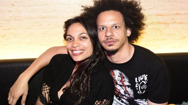 Source: Daily Telegraph (Eric Andre and Rosario Dawson)