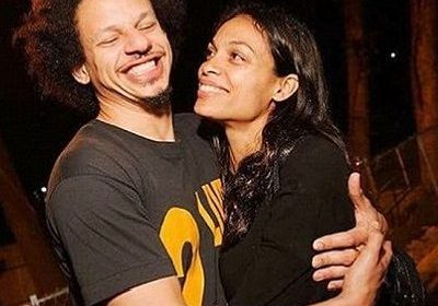 BREAK UP! Eric Andre and Rosario Dawson, who were recently excited for finding love are together no more!