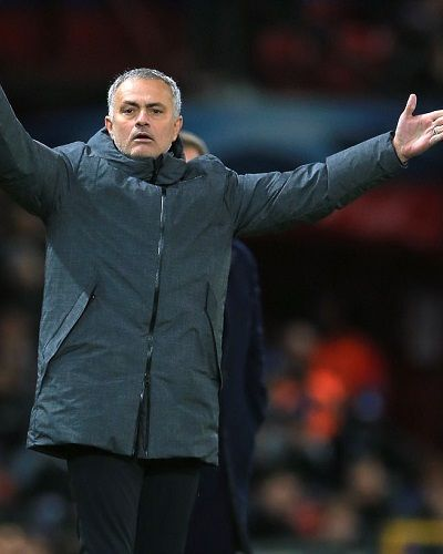 Manchester Derby: Manchester United boss Jose Mourinho 'has milk and water thrown at him' in a violent dressing-room clash with Manchester City's goalkeeper Ederson