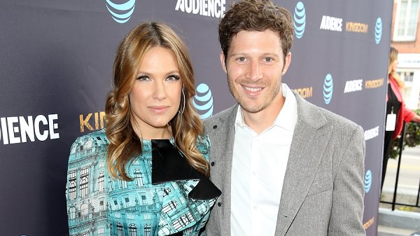 Source: Screener TV (Kiele Sanchez and husband Zach Gilford)