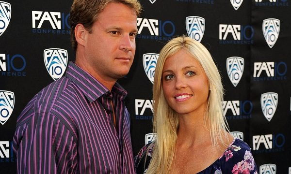 Happy Married Life Of Lane Kiffin And His Wife Layla Kiffin Here
