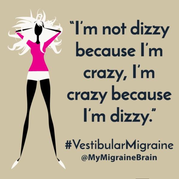 Source: My migraine brain (Vestibular migraine)
