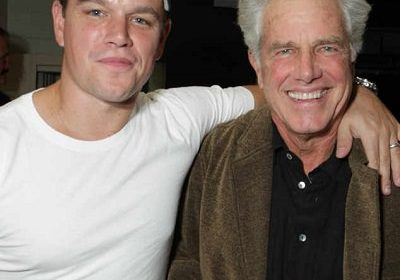 Kent Damon, Father of Matt Damon Died At The Age Of 74 After The Battle With The Cancer