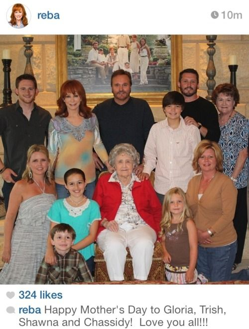Reba Mcentire And Family Know about the ...