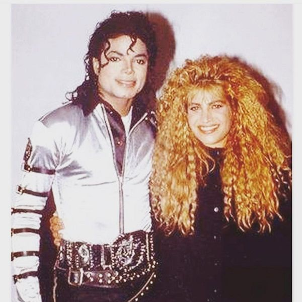 Source: Instagram (Taylor Dayne with Michael Jackson)