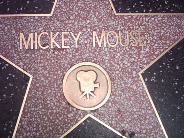 Source: Wikipedia (Mickey Mouse star)