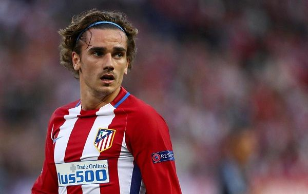 Antoine Griezmann told his club that he is leaving