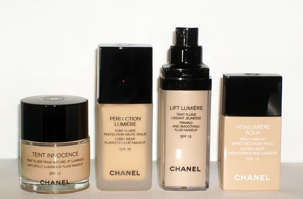 Source: The Beauty Look Book (Chanel Foundation)