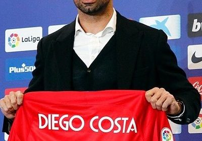 Former Chelsea striker, Diego Costa is all set to make his second debut for his former club Atletico Madrid