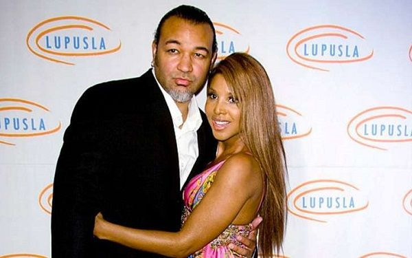 is the excouple keri lewis and toni braxton are probable