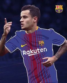 As Philippe Coutinho signed for Barcelona from Liverpool, he becomes the world's second most expensive transfer after Neymar