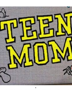 Teen Mom Diaries!! See The List Of The Celebrities Who Turned To Mother At Their Teenage