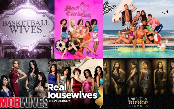 Source: The Reel Network (Reality TV shows)
