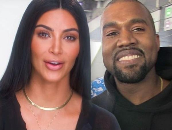 Source: TMZ (Kim and Kanye West)