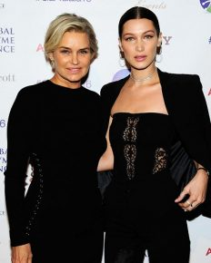 Reality Television Star Yolanda Hadid Talks About Her Daughter Bella Hadid's Anxiety Battle