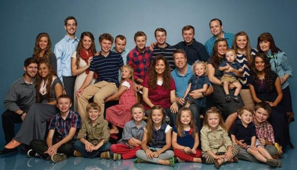 Source: In Touch Weekly (The Duggar family)