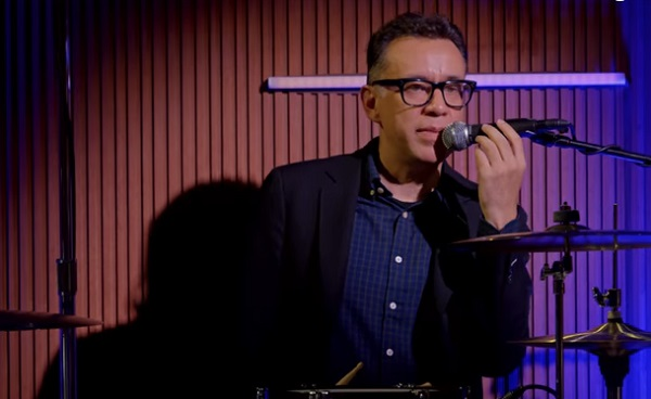 Fred Armisen Standup For Drummers