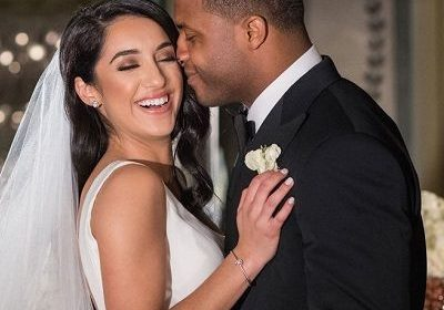 NFL's wide receiver Randall Cobb's wedding details with his longtime girlfriend turned wife, Aiyda Ghahramani! Says they're best friends first
