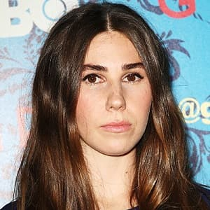 Zosia Mamet the boy downstairs