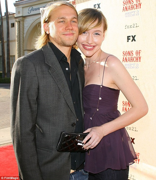 Morgana McNelis, partner of Charlie Hunnam, know about her ...