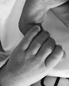 Barcelona star Lionel Messi and his better half Antonella Roccuzzo welcomed their third child Ciro