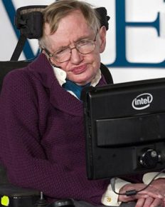 "The phenomenal physicist and author of ""A Brief History of Time"", Stephen Hawking has died at age 76"