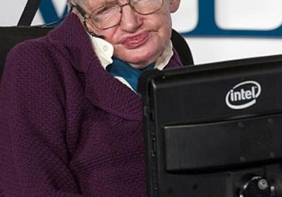 """The phenomenal physicist andauthor of """"A Brief History of Time"""", Stephen Hawking has died at age 76"""