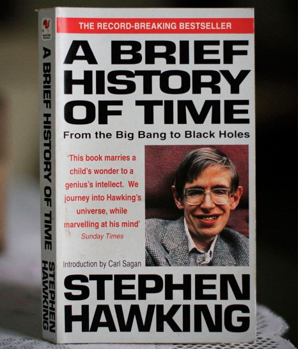 stephan hawking and the histoey of Buy a brief history of time on amazoncom ✓ free shipping on qualified orders.