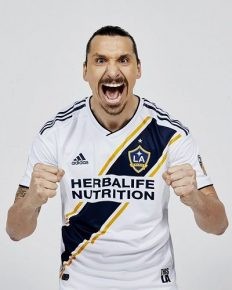 Zlatan Ibrahimovic is geared up to conquer Major League Soccer after he signed for LA Galaxy from Manchester United and also revealed how David Beckham convinced him to join LA Galaxy