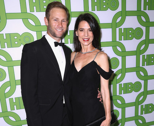 perrey reeves and Aaron Endress-Fox