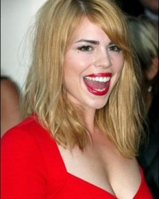 Amusing relationships of the actress Billie Piper. Married 19 years elder actor when she was 19 but split. Again married then divorced via Facebook