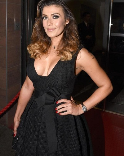 New Health Scare! Singer Kym Marsh Suffering From An