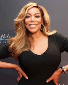 American TV host Wendy Williams talks bout her health scare and what worried her the most!