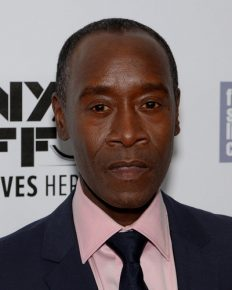 """I think it's intoxicating when somebody is so unapologetically who they are."" War MAchine – Don Cheadle. Explore about this great personality here!"