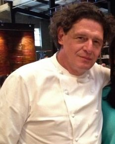 Marco Pierre White's Steakhouse Bar and Grill in Birmingham gets a low rating for hygiene!