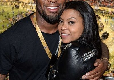 Engaged! Kelvin Hayden proposed Taraji P. Henson and she said 'YES!' Revealed it on her Instagram and she is in cloud 9