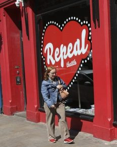 Politico-social issue! Win for the public! Ireland's abortion ban repealed amidst support from celebrities!
